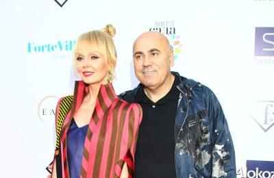 Валерия, Иосиф Пригожин и другие гости премии Fashion Summer Awards — 2018