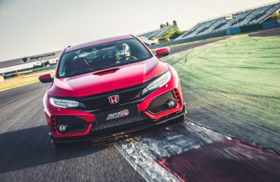 Honda Civic Type R установил новый рекорд на трассе Маньи-Кур
