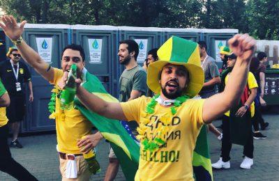 Проигравшие немцы, растерянные бразильцы