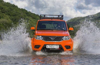 УАЗ начинает продавать новую экспедиционную спецверсию внедорожника Патриот