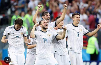 Невозможное возможно: сборная России победила испанцев
