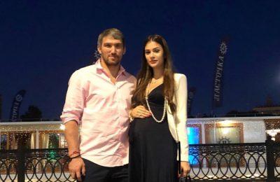 Александр Овечкин стал отцом