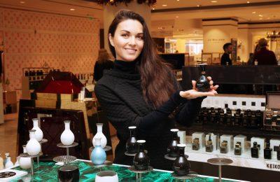 Юлия Такшина и другие звезды на презентации парфюмерного бренда