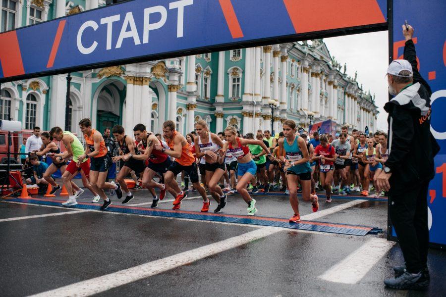 В центре Санкт-Петербурга пройдет самый массовый полумарафон