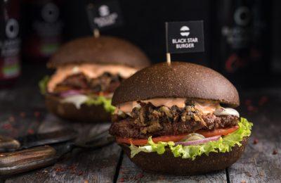 Black Star Burger представил самую большую линейку бургеров