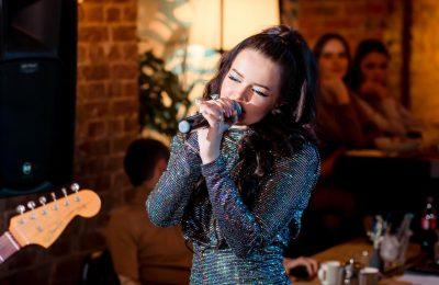 В Москве состоялся сольный концерт Елены Князевой.