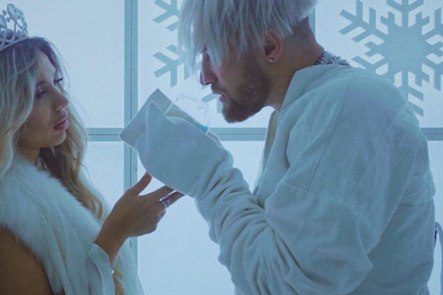 GOODY выпустил клип на трек «Снежная Королева»