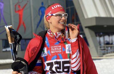 Чемпионка Ана Герц: «только истинный спортсмен может понять удовольствие от тренировок и триумф победы»