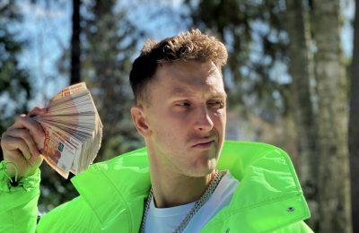 Аттракцион неслыханной щедрости! T-KILLAH раздаёт деньги во время карантина!