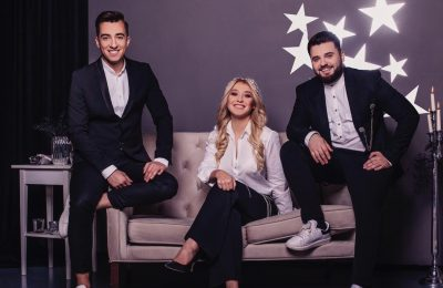 Участники Евровидения — группа DoReDos выпустили новый трек